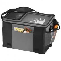 Tisch-Kühltasche für 50 Dosen - schwarz