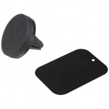 Magnet Telefonhalter - schwarz