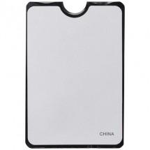 RFID Smartphone Kartenhülle - schwarz
