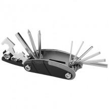 Multifunktionswerkzeug, 16-teilig - schwarz/grau