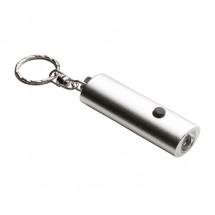LED Schlüsselanhänger REFLECTS-BALLARAT SILVER