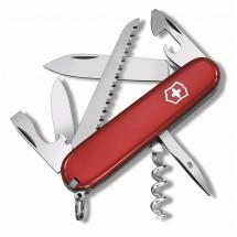 """VICTORINOX Schweizer Taschenmesser """"CAMPER"""" - rot"""
