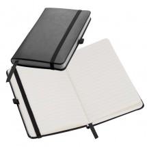Notizbuch - schwarz