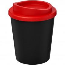 Americano® Espresso 250 ml Isolierbecher - schwarz/rot
