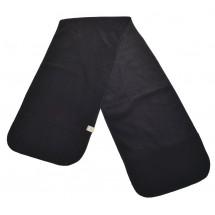 100% rPET Schal - schwarz