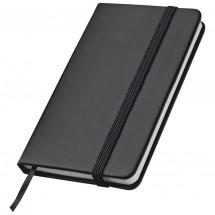 Notizbuch mit Lesebändchen - schwarz