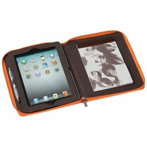 Tablet-Etui aus Nylon - orange