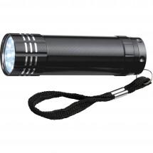 Set Taschenlampe & Multitool Oakland - schwarz