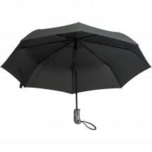 Taschensturmschirm Bixby - schwarz