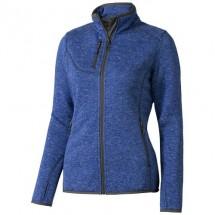 Tremblant Damen Strickfleece Jacke - heather blau