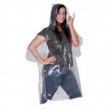 Not-Poncho - transparent