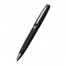 Kugelschreiber CLIC CLAC-VANCOUVER Rubber BLACK