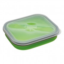 Lunch Set REFLECTS-SILLIAN LIGHT GREEN S