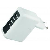 """Metmaxx® Multicharger """"Home&Travel"""" weiß - weiß"""