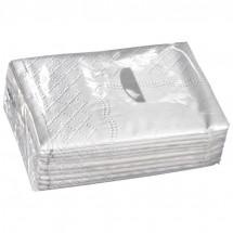 Taschentücher 10 Stück 3-lagig - weiss