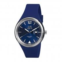Armbanduhr LOLLICLOCK-EVOLUTION DATE BLUE