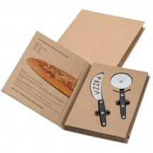 Pizza Set - schwarz