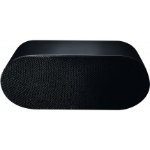 Oval Bluetooth Speaker - schwarz