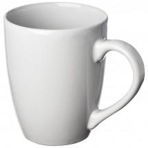 Weiße Porzellantasse 300ml - weiss