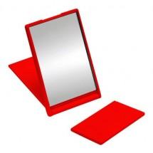 Taschenspiegel - rot
