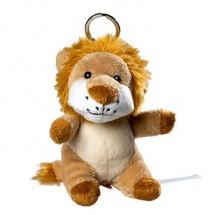 Plüsch Schlüsselanhänger Löwe - braun