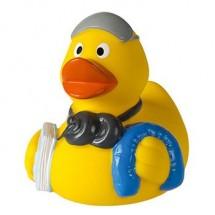 Quietsche-Ente Vielflieger - gelb