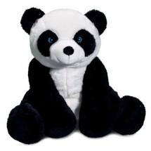 Zootier XL Panda - schwarz/weiß