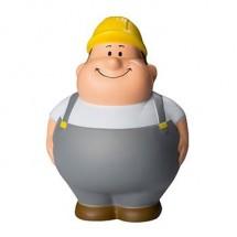SQUEEZIES® Bauarbeiter Bert® - bunt