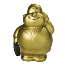 SQUEEZIES® Gold Bert® - gold