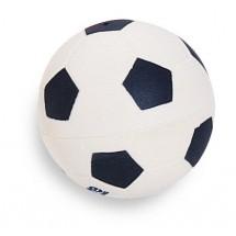 SQUEEZIES® Fußball - schwarz/weiß