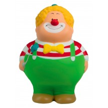 SQUEEZIES® Clown Bert® - multicolour