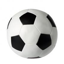 Soft-Fußball XS - weiß/schwarz
