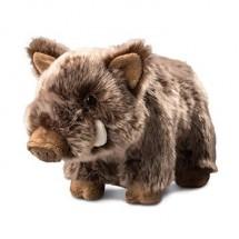 Plüsch Wildschwein Nicolo - braun