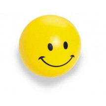 SQUEEZIES® Ball Smiley-Gesicht - gelb
