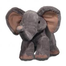 Plüsch Elefant Vitali - grau