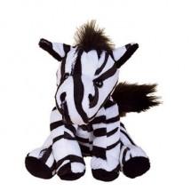 Zootier Zebra Zora - schwarz/weiß