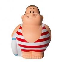 SQUEEZIES® Schwimmer Bert® - bunt
