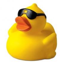 Quietsche-Ente Sonnenbrille - gelb