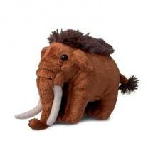 Plüsch Mammut Manni - braun