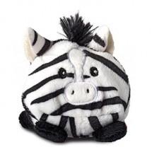 Schmoozies® Zebra - schwarz/weiß