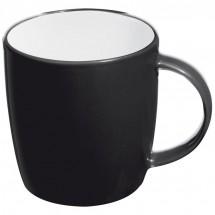 Tasse aus Keramik - schwarz