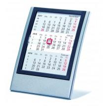 Tischkalender Elegance '1-sprachig'-anthrazit
