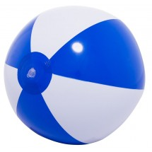 Strandball 16 Inch unaufgeblasen - kobalt