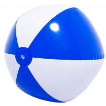 Strandball 26 Inch unaufgeblasen - kobalt