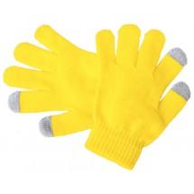 Handschuhe für Touchscreen ''Pigun'' - gelb