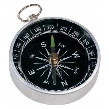 Kompass ''Nansen'' - silber/schwarz