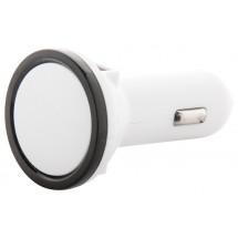 USB Ladegerät ''BiPower'' - schwarz