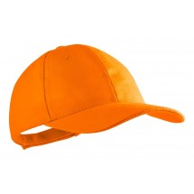 "Baseball Kappe ""Rittel"" - orange"