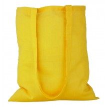 Einkaufstasche aus Baumwolle ''Geiser'' - gelb