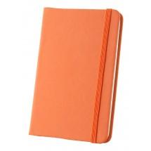 Notizheft ''Kine'' - orange